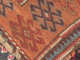 East Anatolia Rug fragment 235 x 160 cm