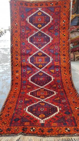 Size : 145 x 330 (cm), East anatolia , Antep region !