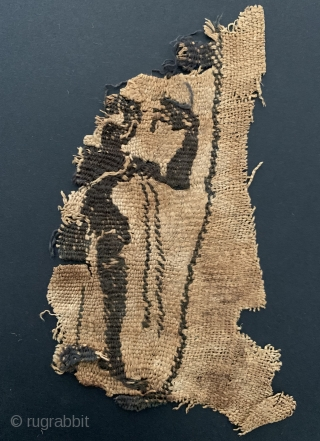 A beautiful and rare collection of ancient Egyptian  Coptic textiles dating from 4th-8th century.  These textiles were made in Egypt by Christians of Greco-Byzantine-Roman Egypt. The Coptic Christians migrated to  ...