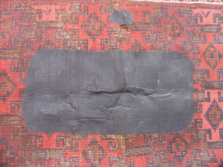 Baluch Wreck- ironed on patch.