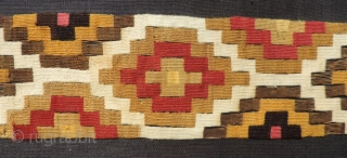 Various Interesting Pre-Columbian textiles at excellent prices.