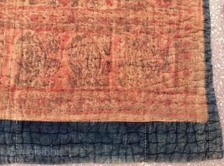 "Shahsewan  Quilted Blanket Size:230x150cm / 7'6""x4'11"""
