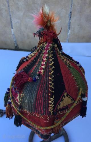 Hat from CentralAsia (Uzbekistan)