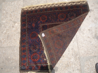 Baluch Bagface with great colors wool and condition.E.mail for more info.