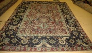 Agra carpet, Size 342262
