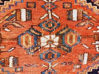 Bag Afchar, Soumack, 79 x 58. Price upon request
