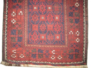 "Belutch Persian circa 1910 antique. Collector's item, Size: 145 x 80 (cm) 4' 9"" x 2' 7"" 