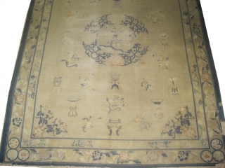 "Ningxia Chinese, Size: 317 x 255 (cm) 10' 5"" x 8' 4""  carpet ID: P-5950
