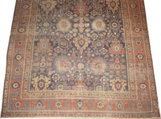 "East Persian, circa 1790, antique. Collector's item, Size: 524 x 206 (cm) 17' 2"" x 6' 9""  carpet ID: P-2743 