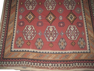 """Suzani Uzbek embroidery, woven circa in 1905 antique. Collector's item, Size: 363 x 275 (cm) 11' 11"""" x 9'  carpet ID: A-997 Embroidered with silk on hand woven cotton stuff, three pieces  ..."""