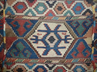 Complete kilim mafrash, good condition
