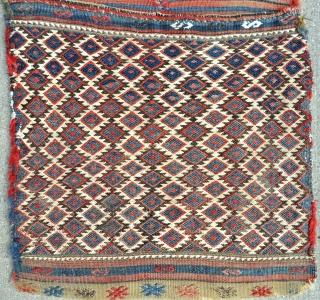 "South Anatolian Saddle Bags, 18"" x 50"" - 46 x 127 cm."