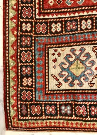 Caucasus Kasas, Borchalu 177 x 130 cm