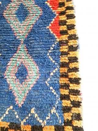 Moroccan rug 150x90 cm