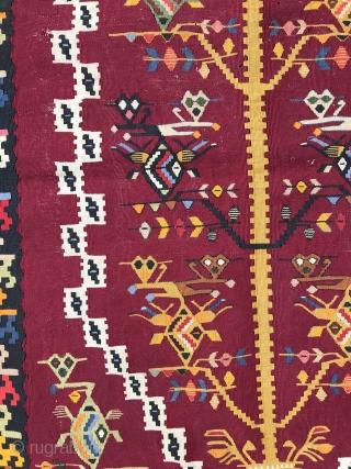 Balkan Kilim, Pirot 150 x 102 cm