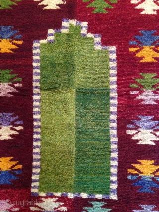 Tulu rug Turkey, Konya 145x104 cm