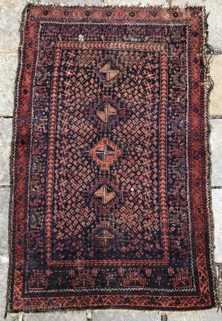 Baluch rug 19th century 142 x 91 cm