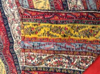 Antique Kashmir Shawl Size .131x78