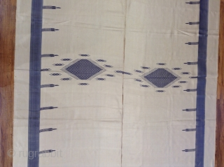 Old Syrian silk Textiles .Size 270x135