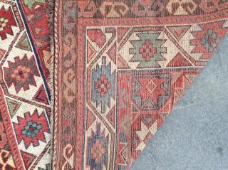 Antique Kurdish. Good condition .size 290x100