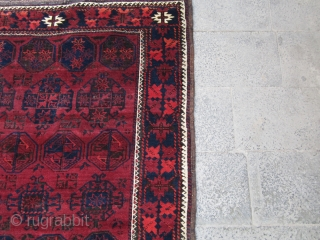 Old baluch natural colors.