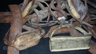 Antique Horse saddle From Afghanistan