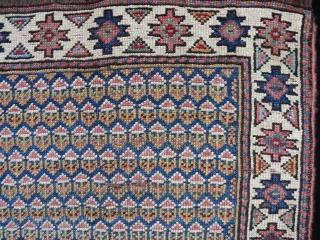 Shasavan bag face in good condition 66 x 64 cm