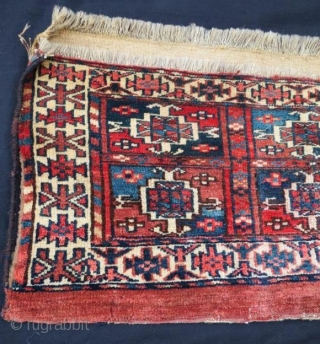 Antique Turkmen tekke torba,76 x 30 cm