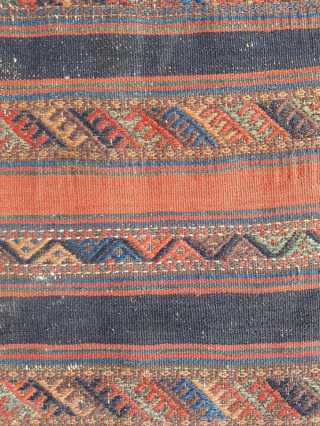 19th. century Persian Chuval