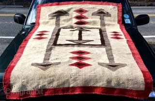 Graphic old Navaho 