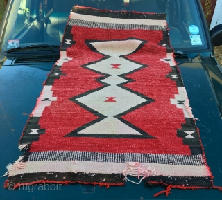 very soft pliant Navaho