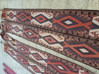 Yamut band, circa 1900