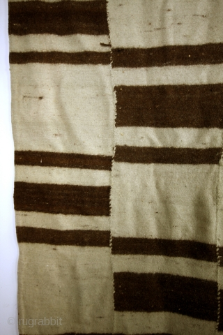 19th, early 20th century Bulgarian bed cover.