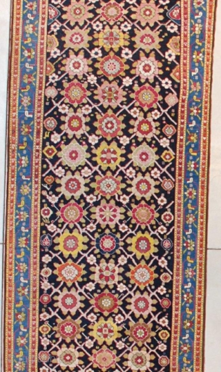 #7628 Karabaugh Antique Caucasian Rug 
