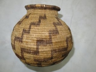 Another nice Embera basket.  About 7''.  Made in Panama