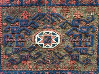 Antique Timuri BagFace 75 cms X 95 cms