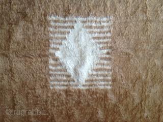 Old Surt .east turkey Goat hair wefts on cotton Warps/kelim&rug 172cmx139cm pazyryk antique sassun
