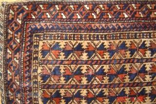Antique Beluch balesh/A 82cm x 41cm pazyryk antique