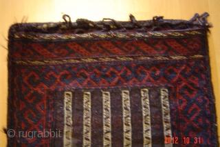Beluch chanteh 42cm x 39cm pazyryk antique