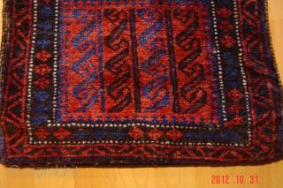 Two Beluch Pillow 145cmx34cm /146cmx32cm pazyryk antique