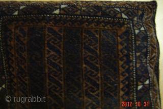 Beluch Pillow 60cmx52cm pazyryk antique