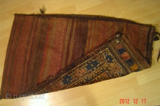 Antique Beluch poshti/balesh 102cm x 65cm pazyryk antique