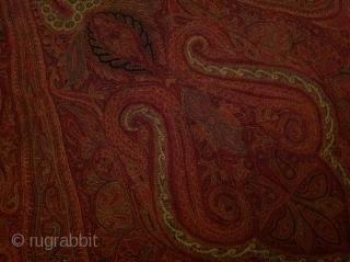 Antique shawl 180cmx180cm