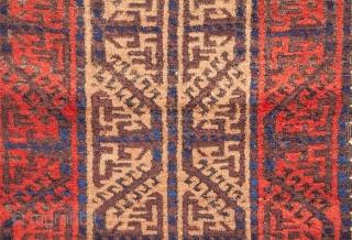 Baluch Rug 79 x 118 cm / 2'7'' x 3'10''