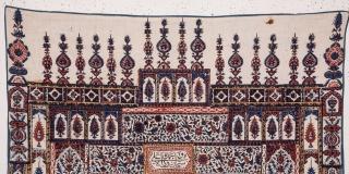 Kalamkari Panel 78 x 100 cm / 30.71 x 39.37 IN.