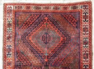 Baluch Long Rug  139 x 356 cm / 4'6'' x 11'8''
