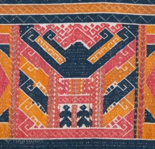 Lampung South Sumatra Indonesia 59 x 230 cm /1'11'' x 7'6''