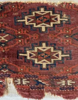 Rare Turkmen Torba 28x108cm