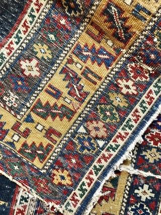 Cute karagashli rug 124x91cm