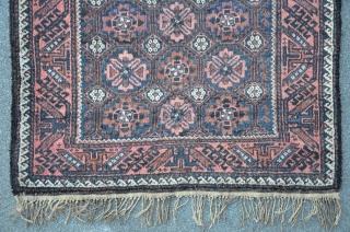 Mina Khani Quchan, 160 x 92 cm, perfect condition, shiny wool